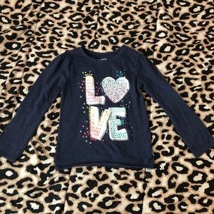 Toddlers Girl Shirt